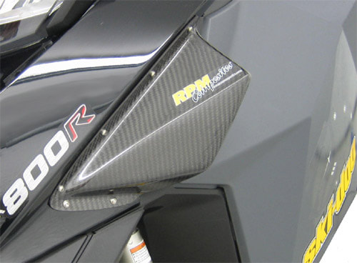 RPM Composites, REV XP Air Filter Screen Guard