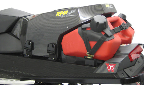 RPM Composites, Carbon fiber water proof hard bag, REV XP
